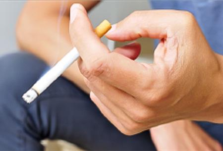 つむじ 禁煙