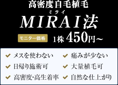モニター価格1株450円~